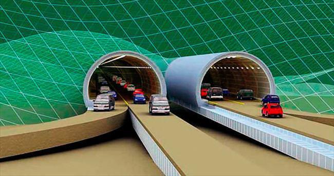 3 yeni tünel geliyor