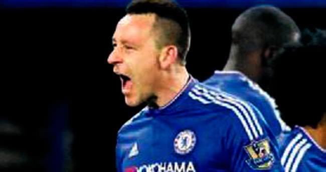 Çılgın maçta Terry tarihe geçti