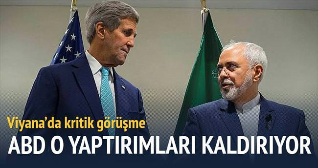 İran'a yaptırımlar kalktı