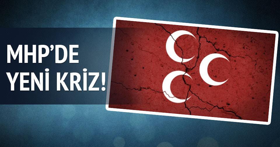 MHP'de imza sayısı krizi