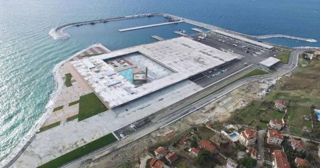 Avrupa'nın en büyük tesisi İstanbul'da