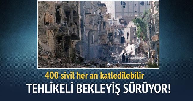 IŞİD Suriye'de 300 kişiyi öldürdü, 400 sivili kaçırdı