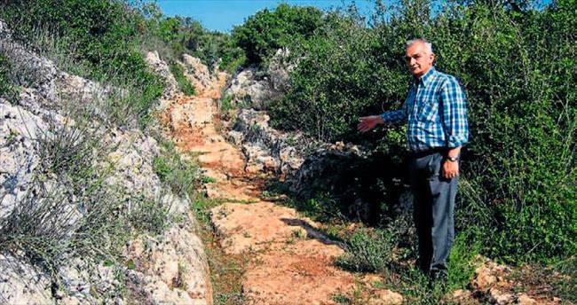 Antik Yollar : Antalyanın antik yolları akdeniz haberleri
