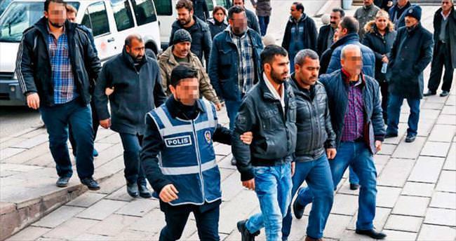 Polis cinayetinde 8 kişi tutuklu