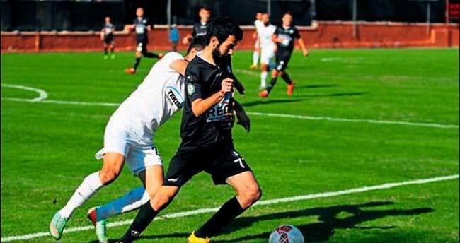 Altay tekledi 0-0