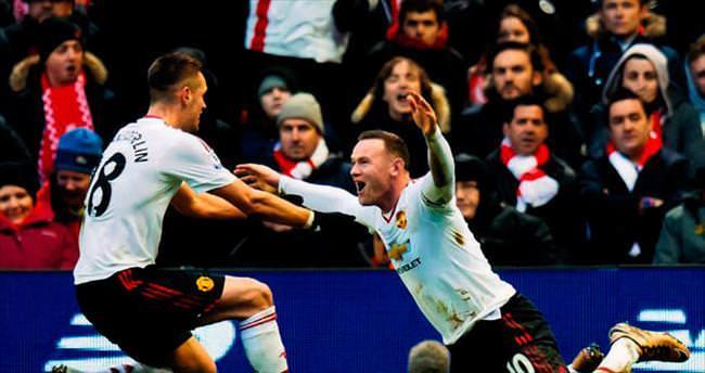 Rooney böyle istedi