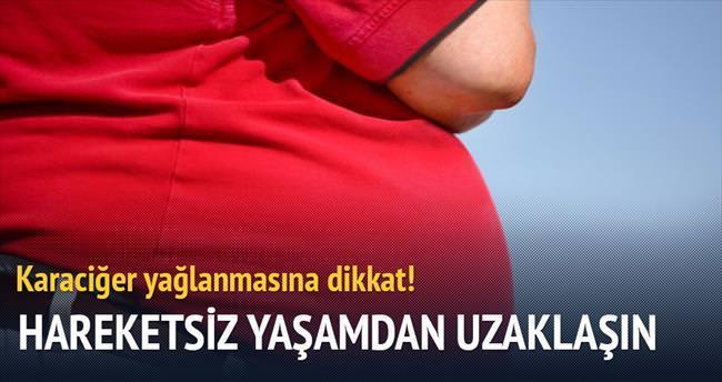 Obezite ve diyabet karaciğer düşmanı
