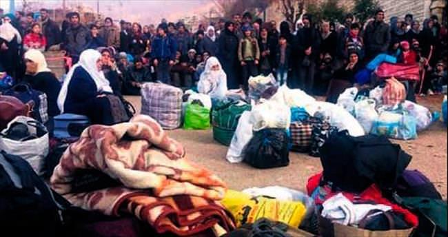 Madaya'da yardımlara rağmen 7 kişi daha öldü