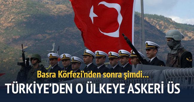 Türkiye'den Aden Körfezi hazırlığı