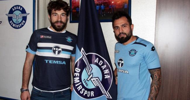 Adana ekibine Süper Lig'den 2 oyuncu