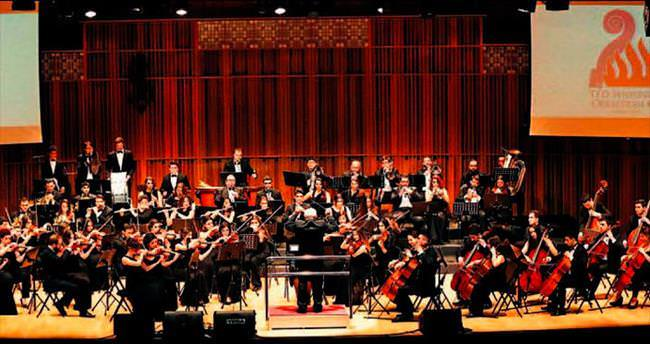 TED Senfoni'den klasik ziyafeti