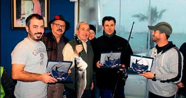 Balıkçılar soğuk hava dinlemedi