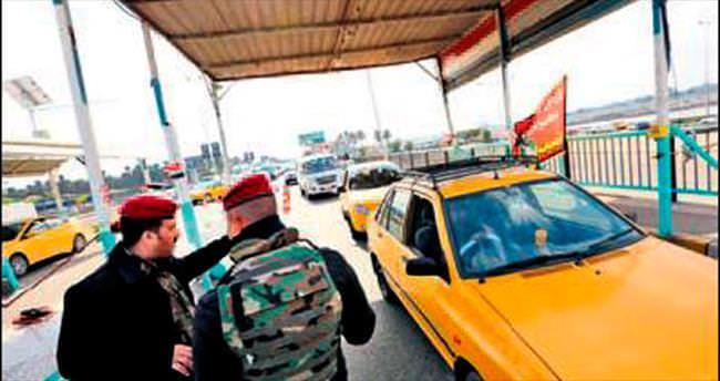 Bağdat'ta ABD vatandaşları kaçırıldı