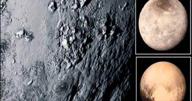 Güneş Sistemi'nin en büyük buz volkanı