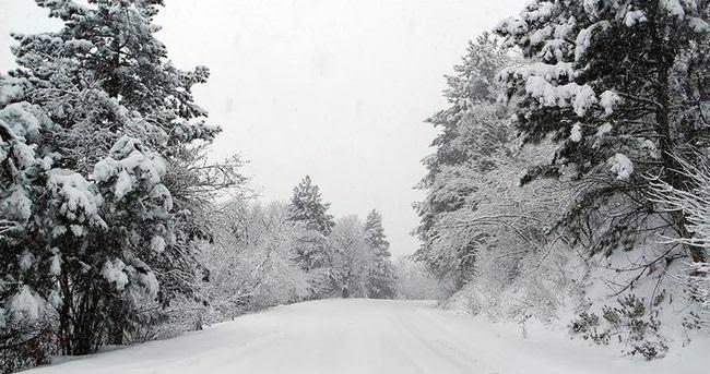 Uludağ'da kar kalınlığı 1,4 metre