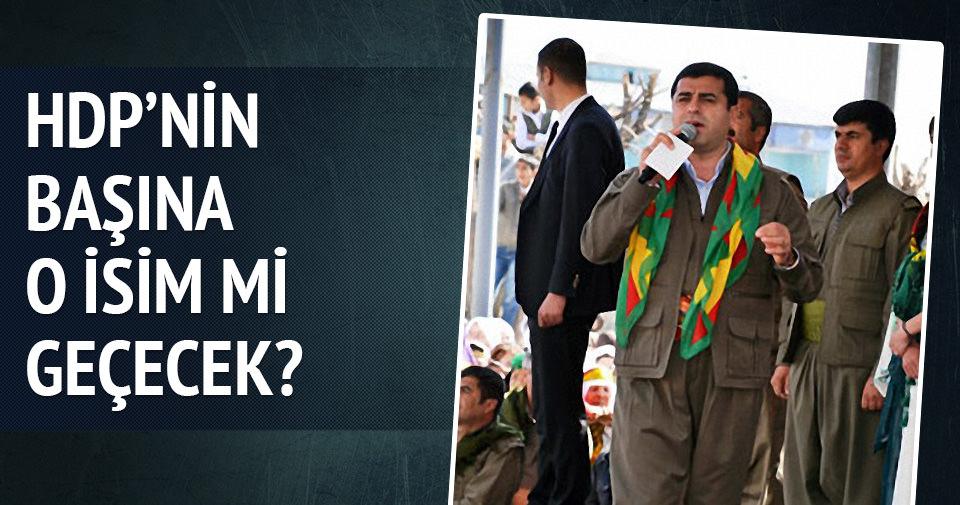 Demirtaş'ın koltuğuna ilk aday Osman Baydemir