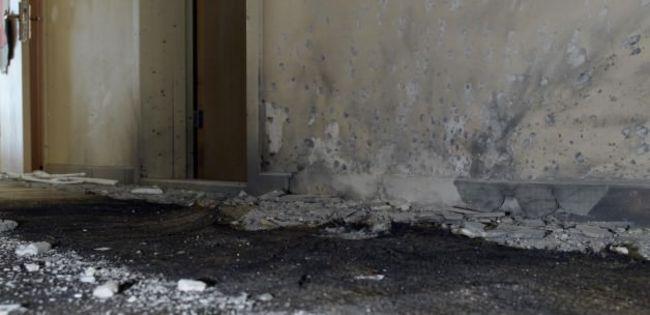 Okula bombalı saldırı!