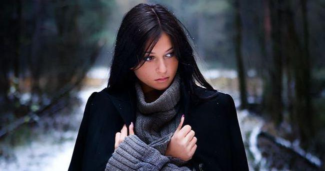 ''Karlı havalarda dar kıyafet giymeyin''