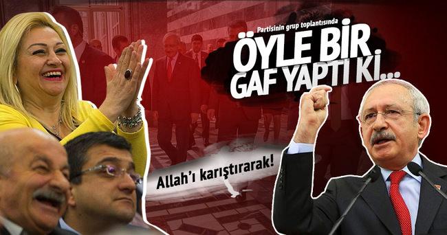 Kılıçdaroğlu: Allah'tan korkmayan biz!