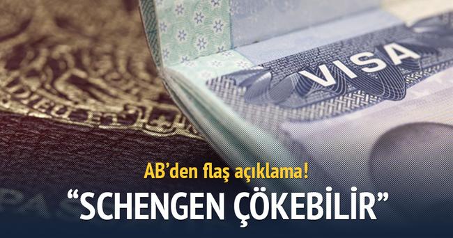 Schengen çökebilir