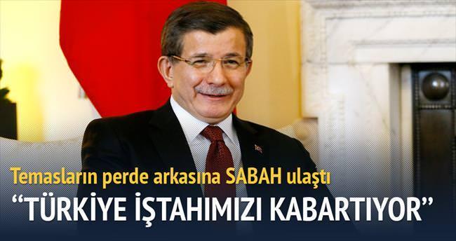 Türkiye iştahımızı kabartıyor