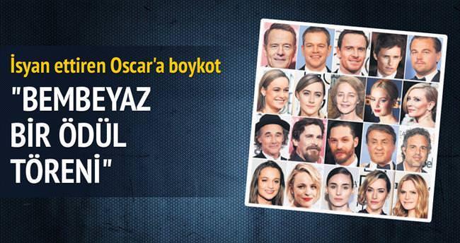 'Bembeyaz' Oscar'a boykot