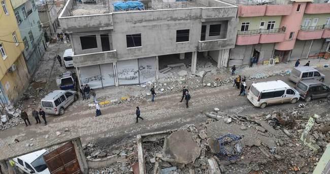 Silopi'de PKK'nın yıktığını devlet onaracak!