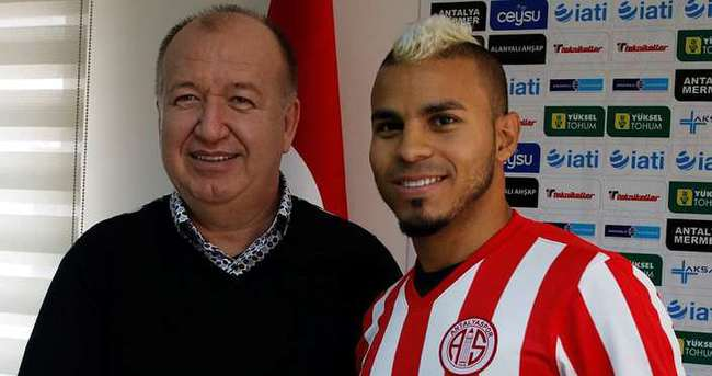 Antalyaspor, Danilo Campos'u transfer etti
