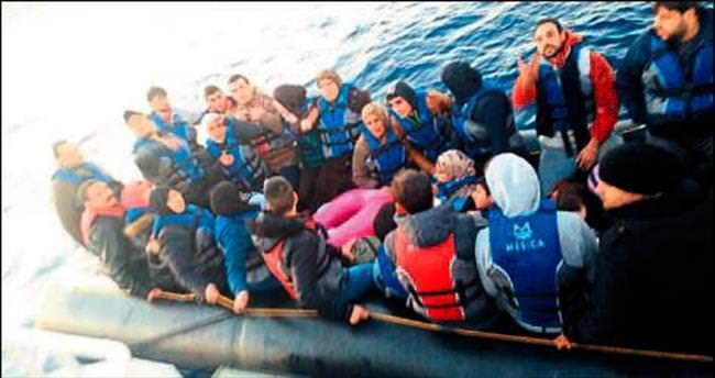 Jandarmanın göçmen raporu