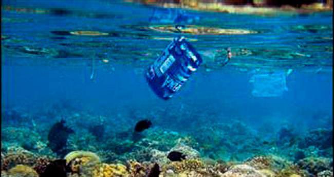 2050'de balıktan çok plastik olacak