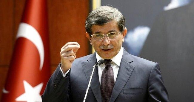 Davutoğlu: Türkiye Avrasya'da önemli bir merkezdir