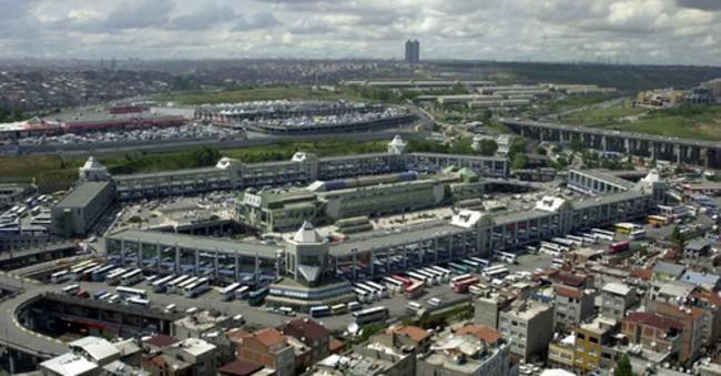 Büyük İstanbul Otogarı'nda asayiş uygulaması: 13 gözaltı