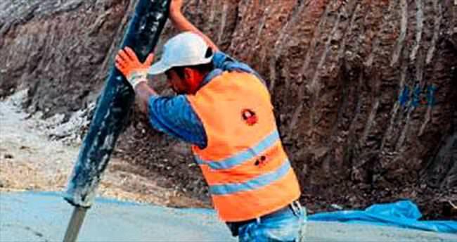 Cezalar kesilince beton firmaları geri adım attı