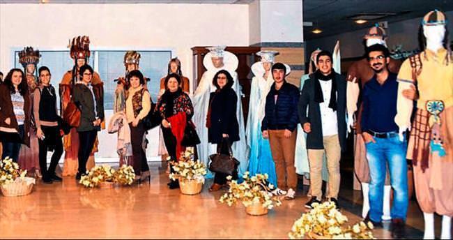 Özsoy Operası'nın kostümleri sergide