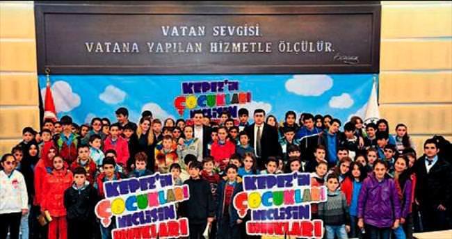 Antalyaspor sevgisi aşıladı
