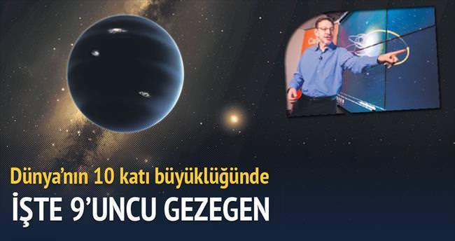İşte 9'uncu gezegen