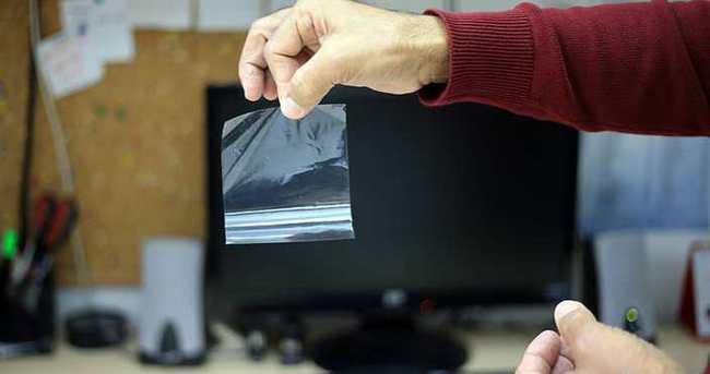 Ekranlar rulo halinde katlanabilecek