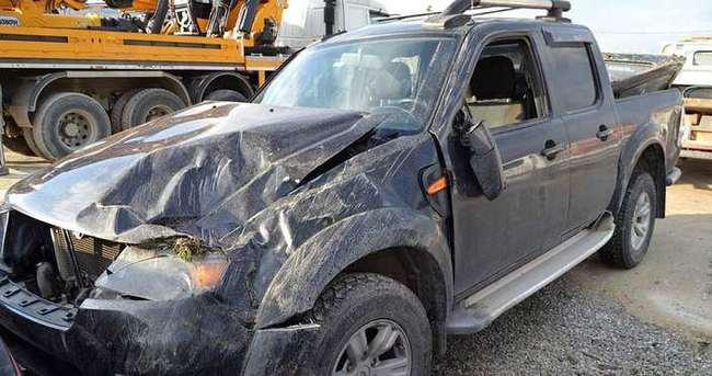 Talihsiz baba, aynı kazada 2 çocuğunu kaybetti