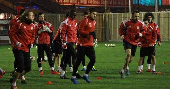 Yelek Samsunspor'a güveniyor