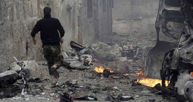 İdlib'e hava saldırısı: 7 ölü, 12 yaralı