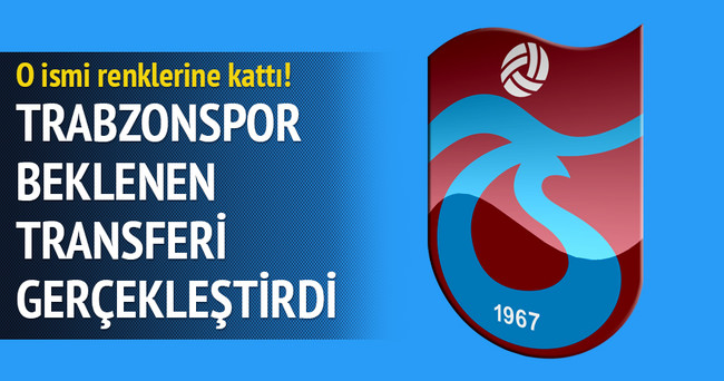 Muhammet Demir Trabzonspor'da!