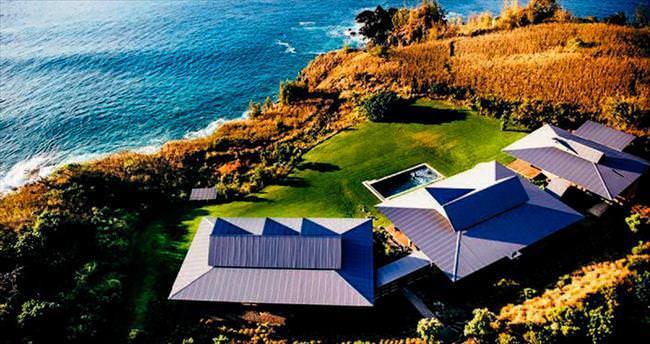 Dostlar Hawaii'de tatilde görsün