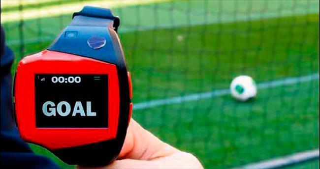 UEFA teknolojiye teslim oldu