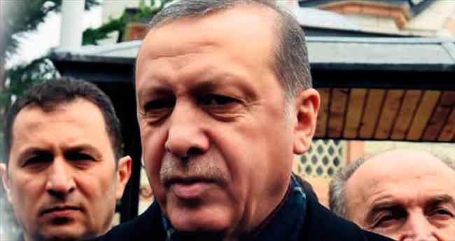 Erdoğan son akşamı anlattı