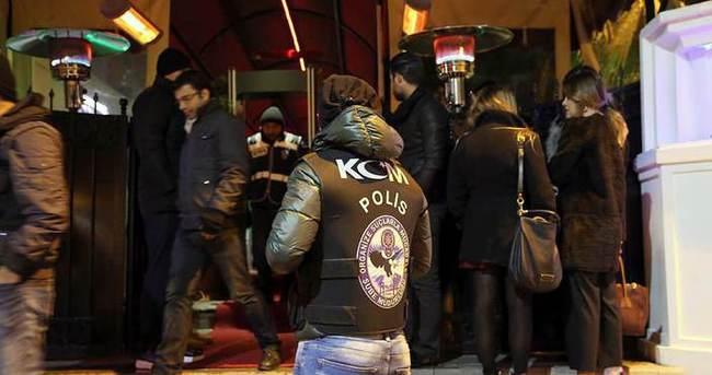 İstanbul'da asayiş uygulaması