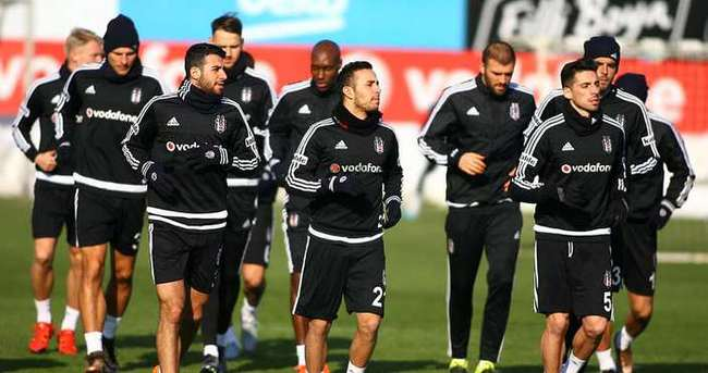 Trabzonspor maçında Beşiktaş'ın kalecisi...