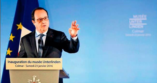 Hollande, OHAL'i uzatmak istiyor