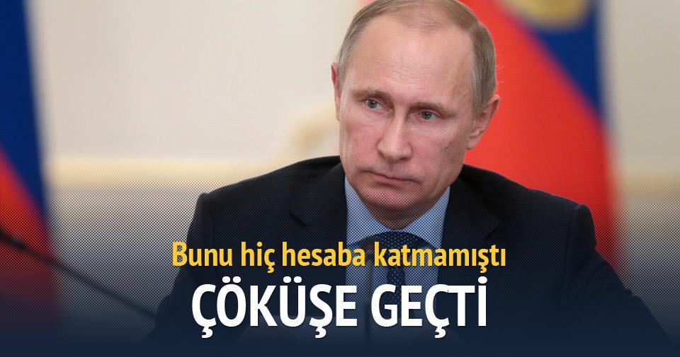 Rusya çöküşün eşiğinde