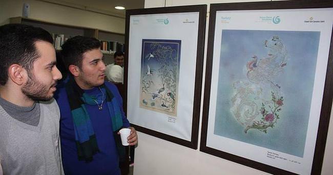 Lübnan'da 'Mantıku't-Tayr' sergisi açıldı