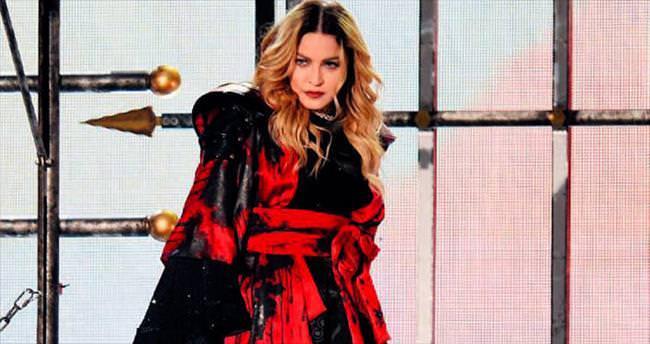 Madonna'dan kızına sürpriz